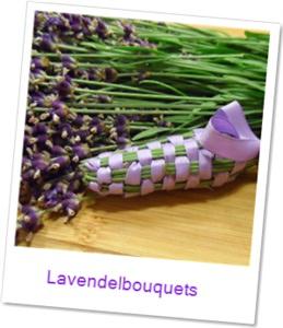 Lavendelbouquets