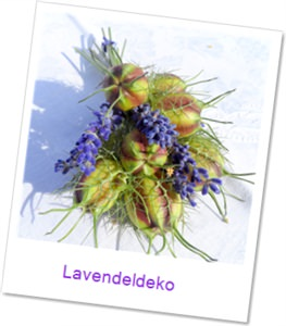 Lavendeldeko