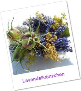 Lavendelkränzchen